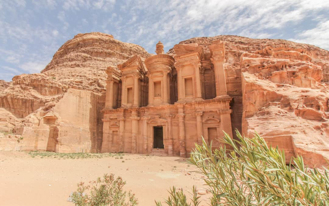 Petra and Jerash – A Trip from Israel to Jordan