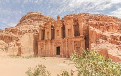 Petra und Jerash – Ein Ausflug von Israel nach Jordanien