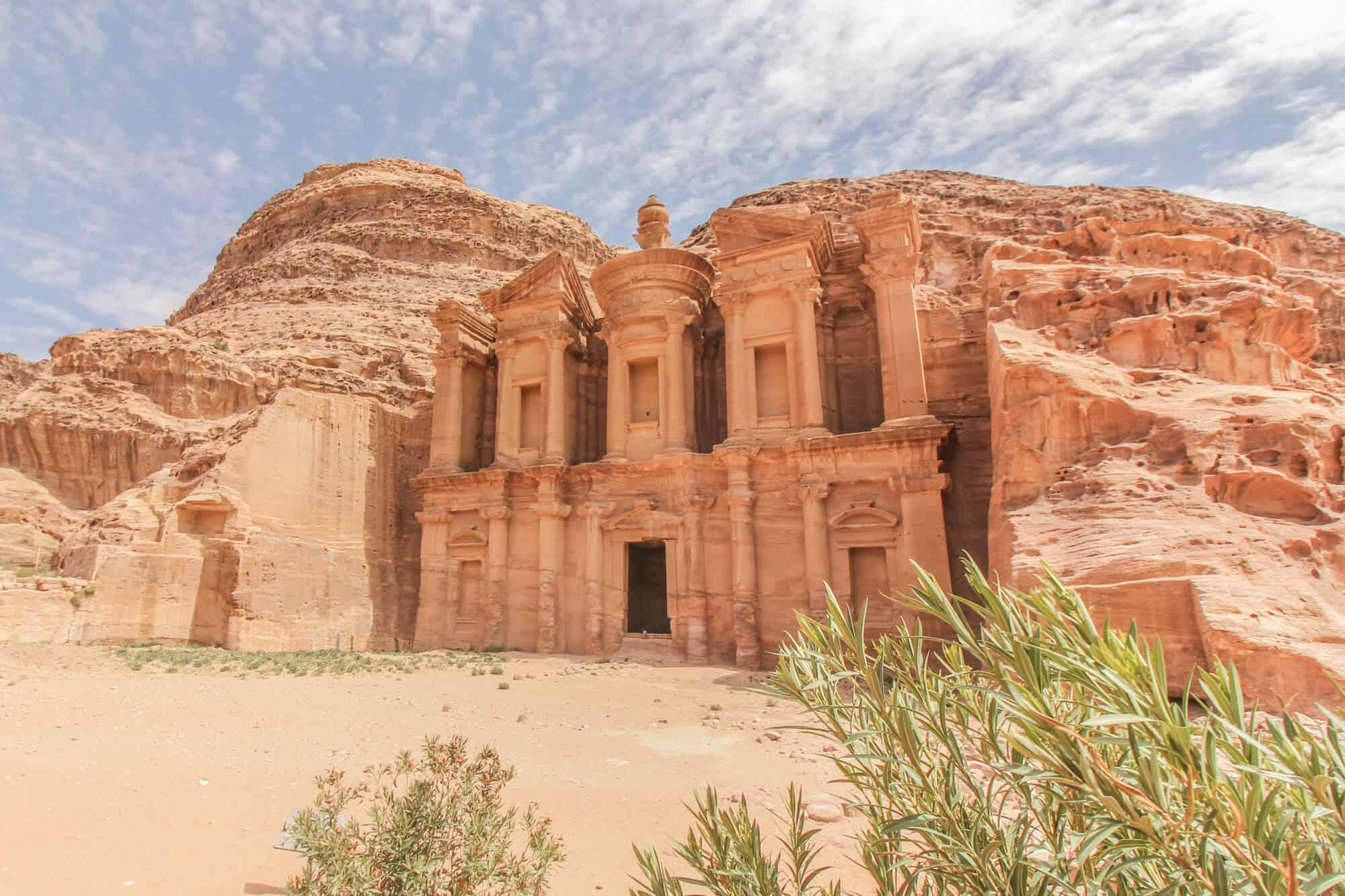 The Monastry Petra