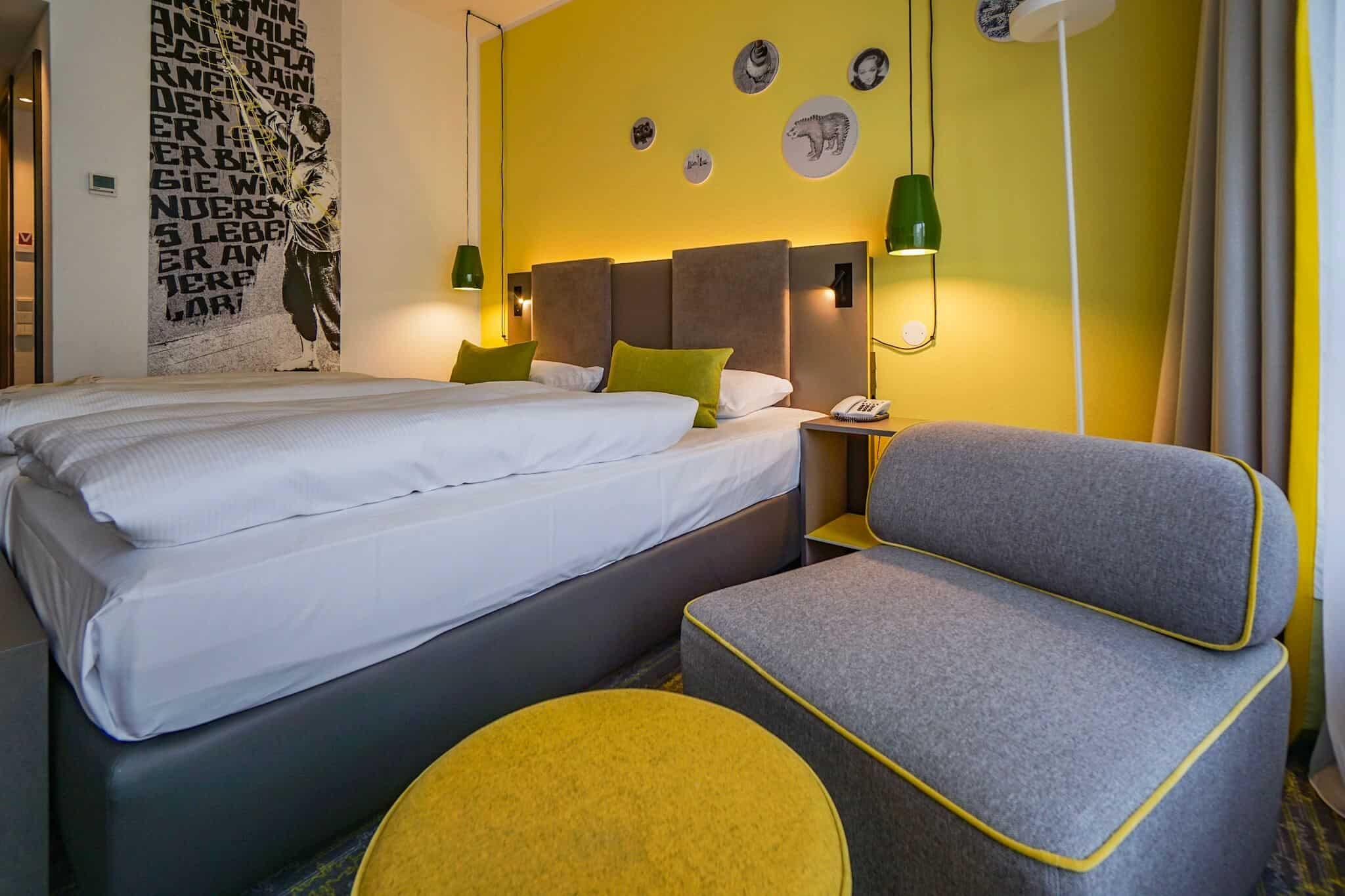 Vienna House Easy Zimmer 2