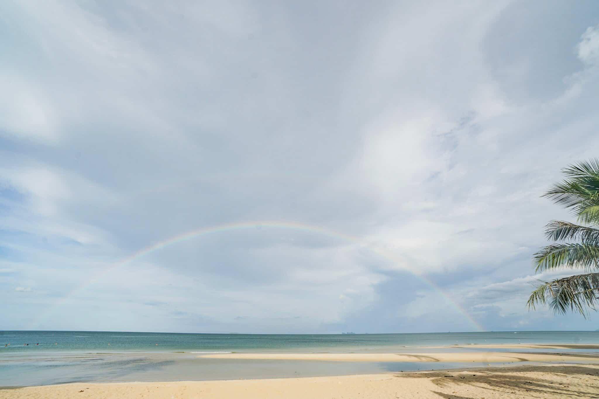 Thung Wua Lan - Chumphons schönster Strand