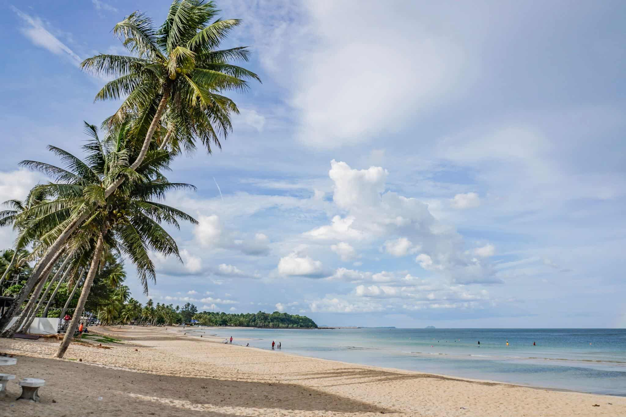 Thung Wua Lan - Chumphon's Most Beautiful Beach