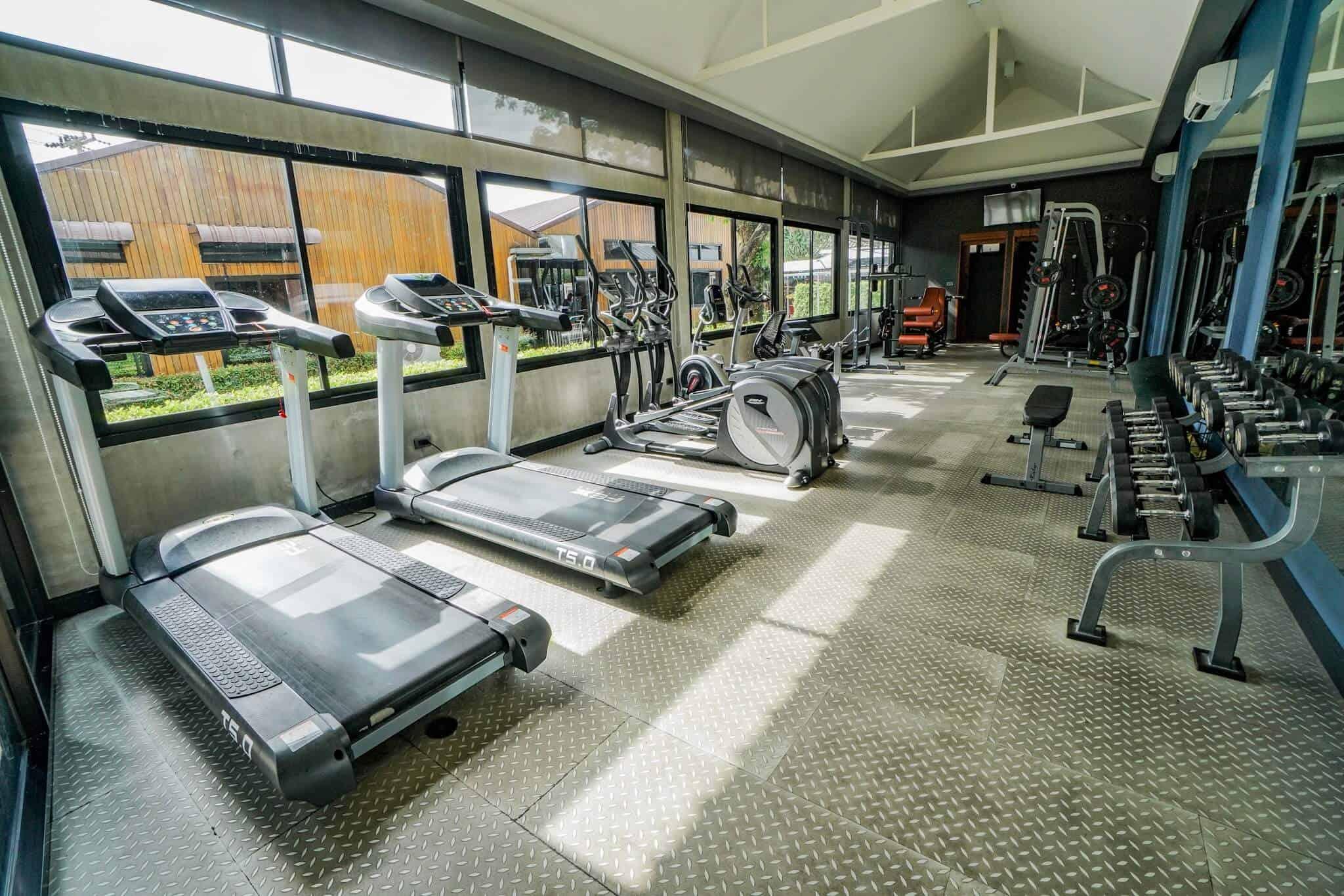 Loft Mania Gym