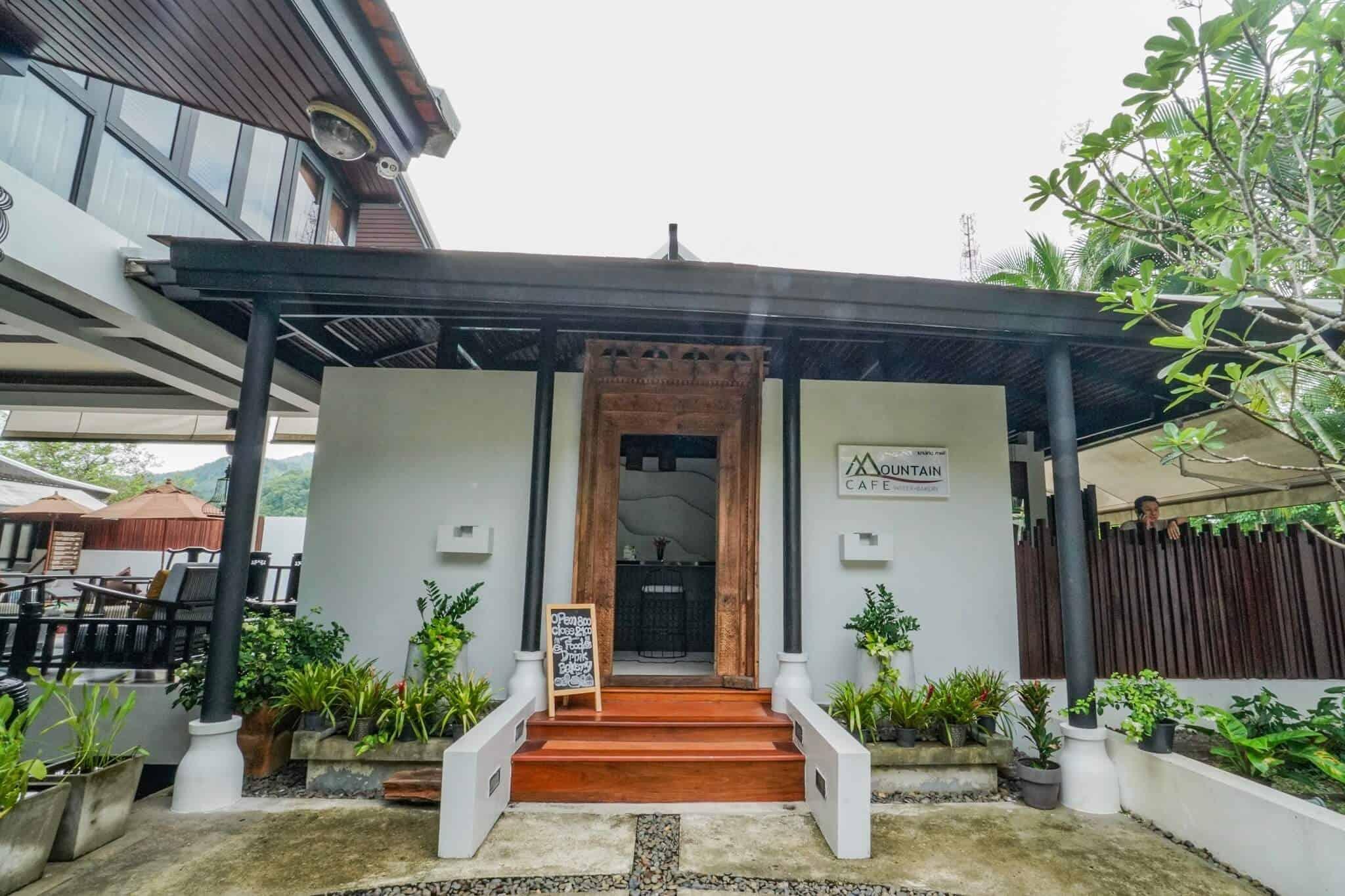 Numsai Khaosuay Resort Ranong Cafe