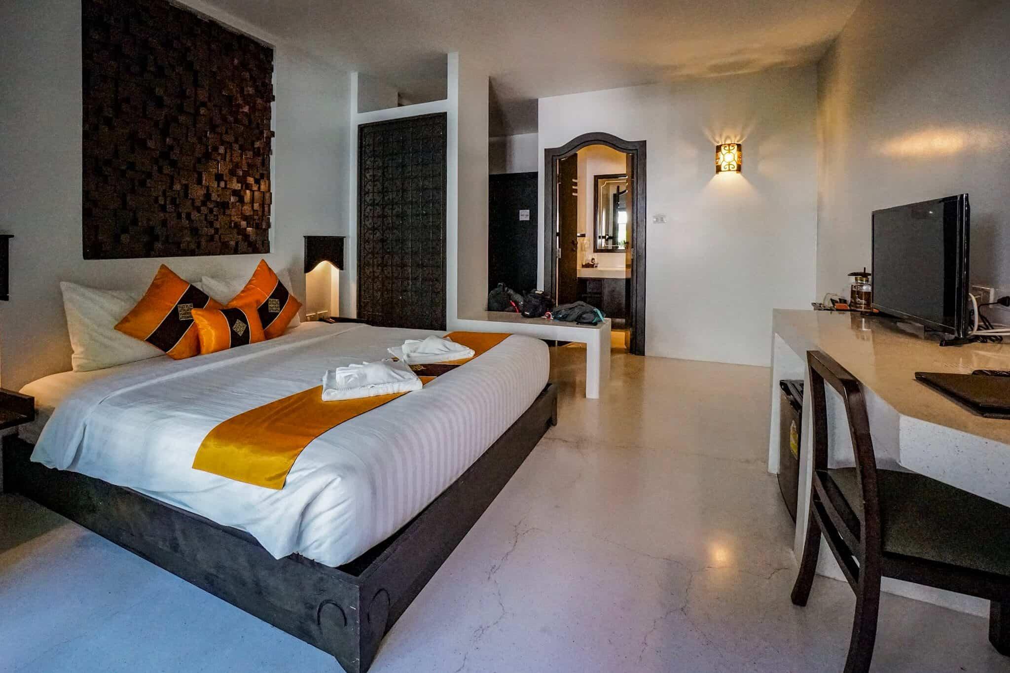 Numsai Khaosuay Resort Ranong Room