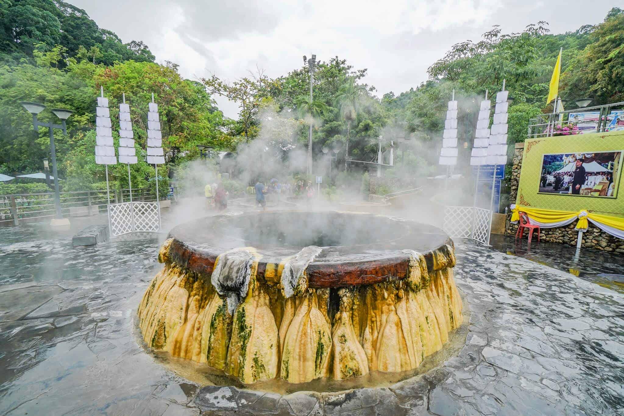 Ranong – Raksa Warin Park