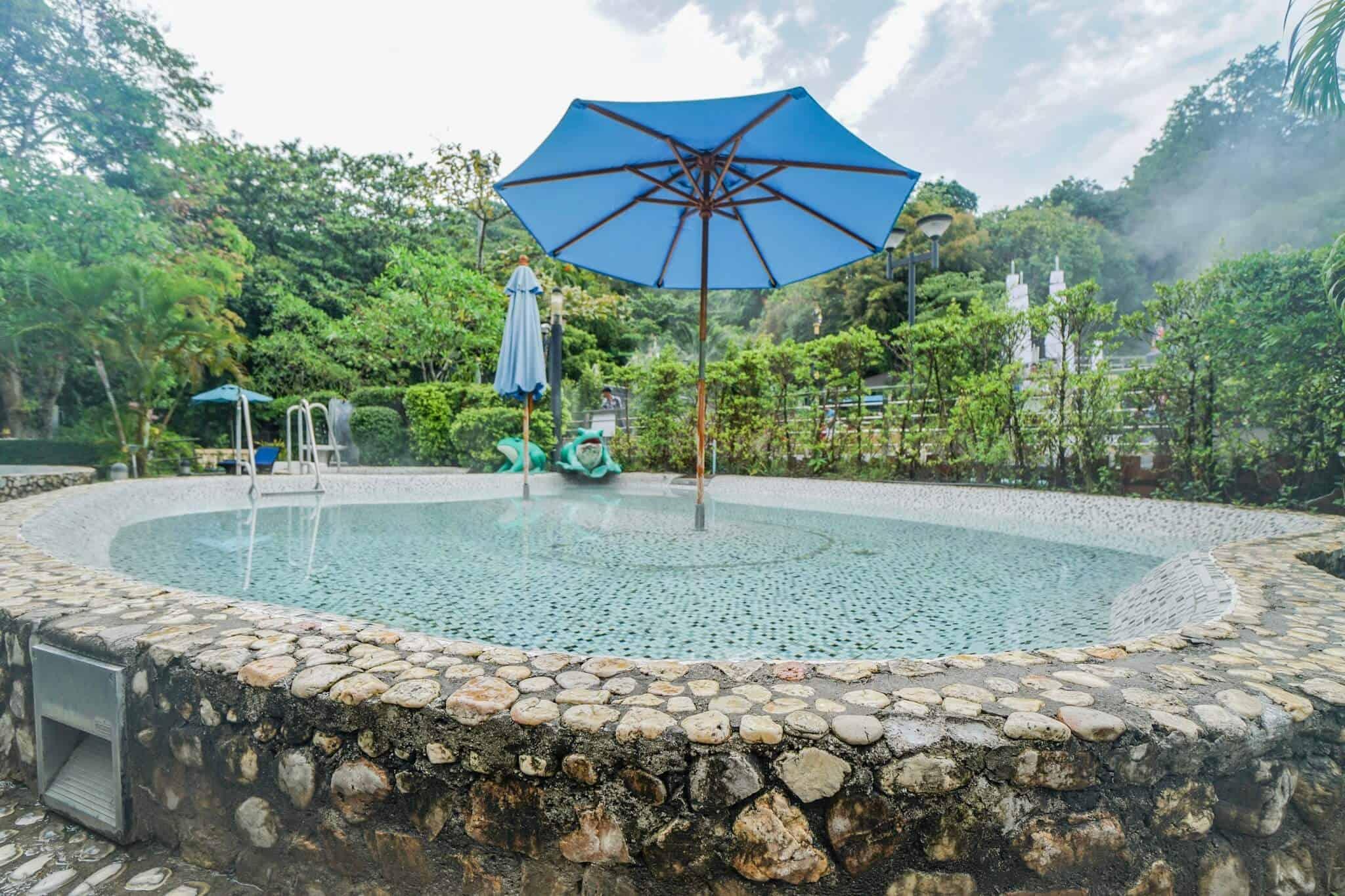 Ranong –Raksa Warin Park –Tinidee Hot Springs