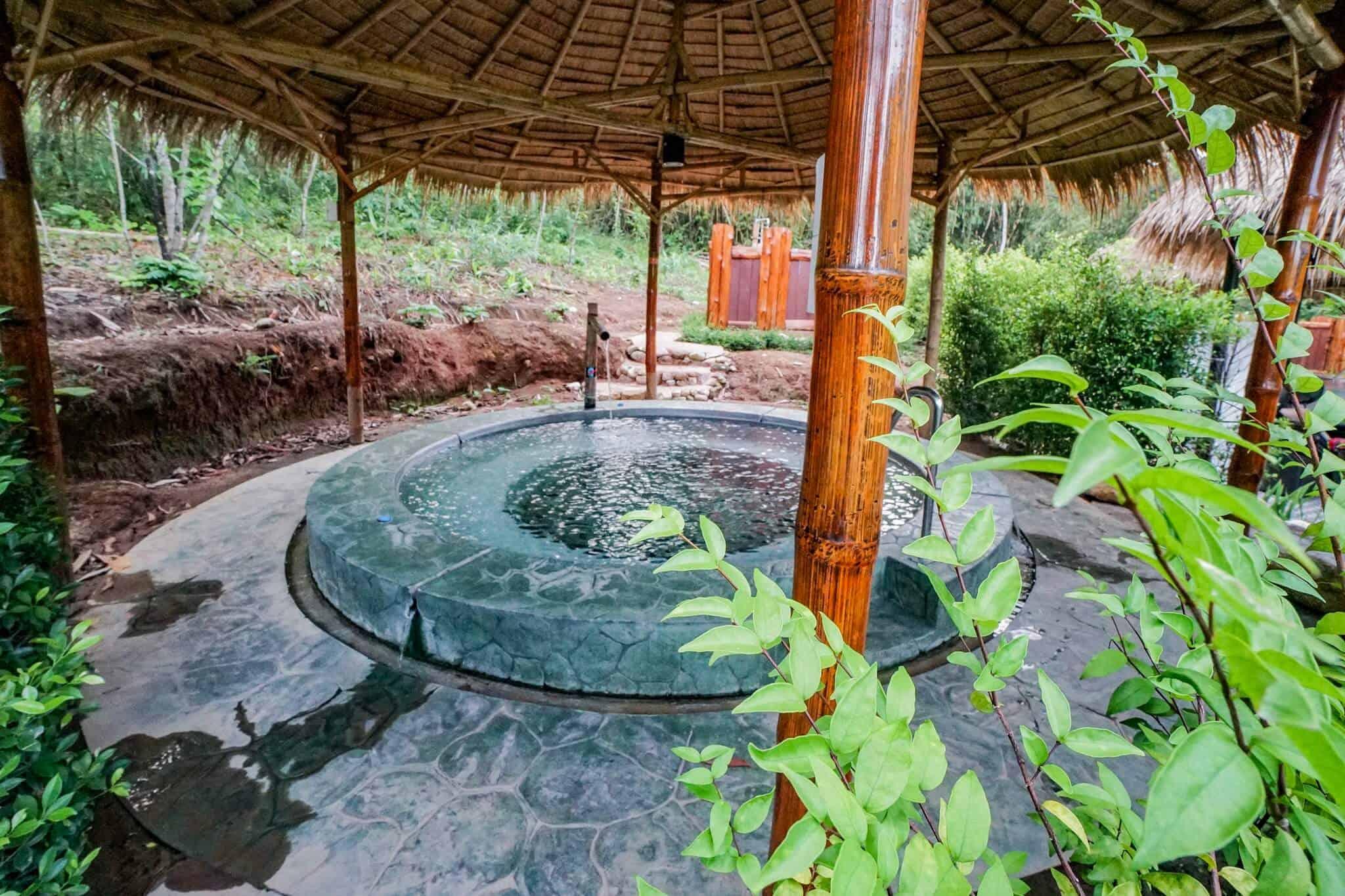 Ranong – Taryn Hot Springs