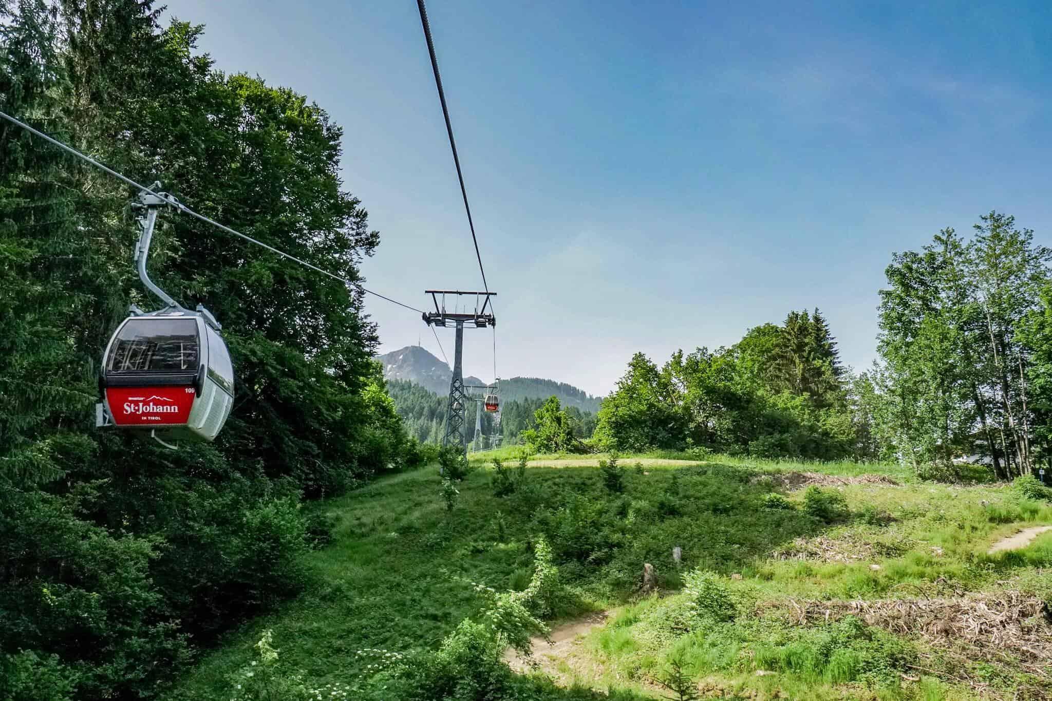 Gondel Koasa Trail