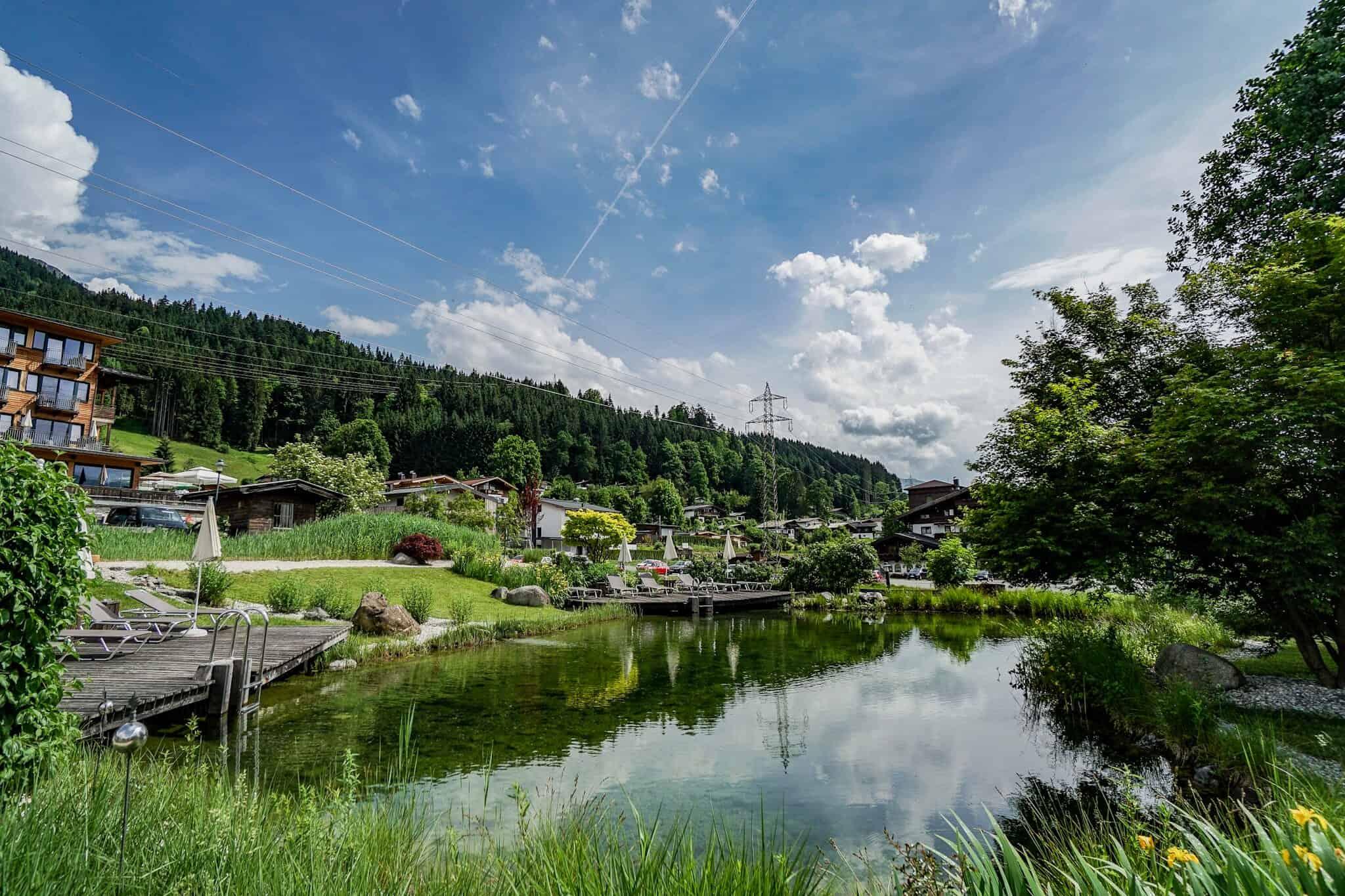 Hotel Penzinghof Koasa Trail