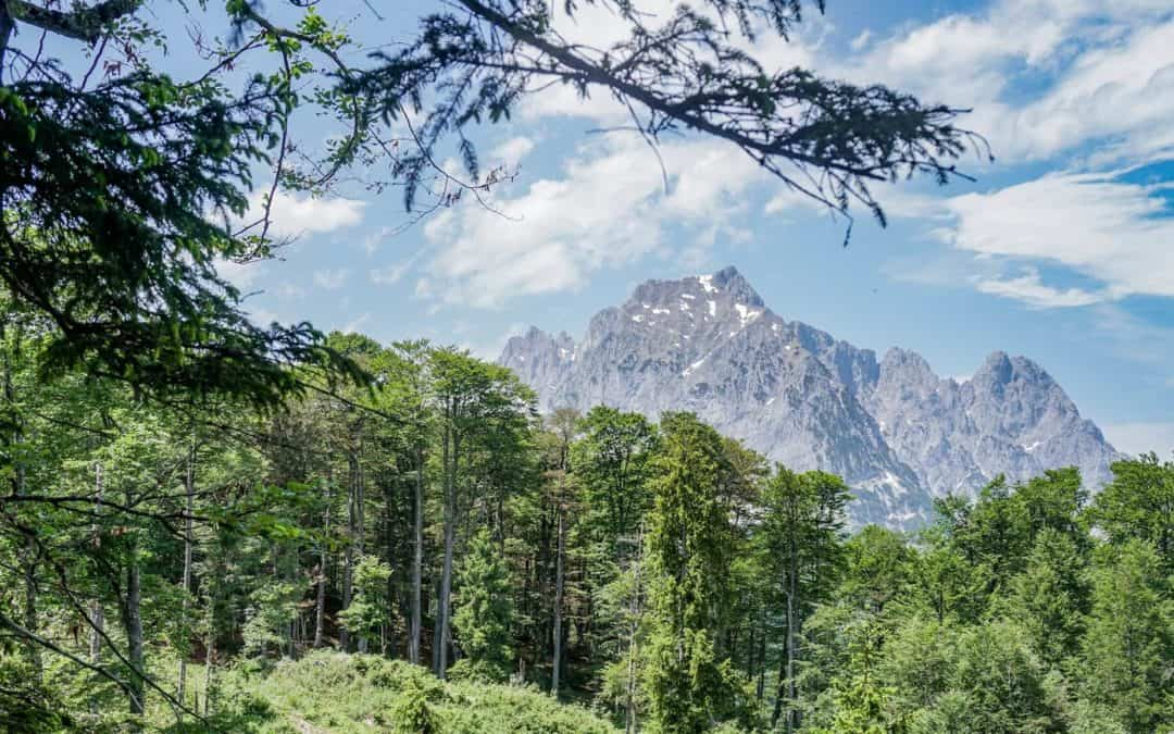 The Koasa Trail – Hiking in Tyrol