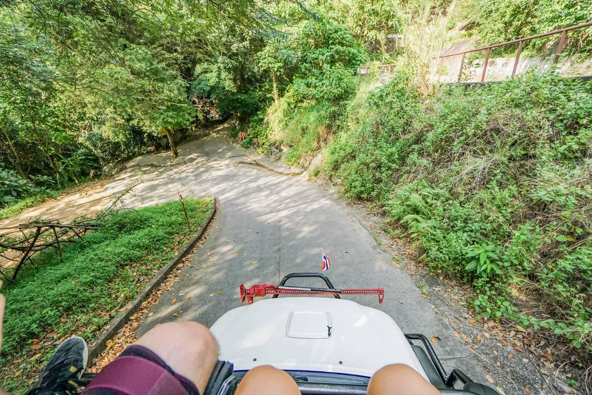 Jeep Tour Koh Samui