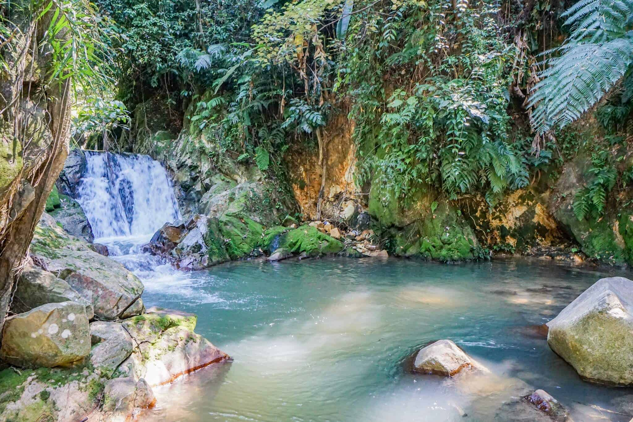 Tartain Wasserfall Koh Samui