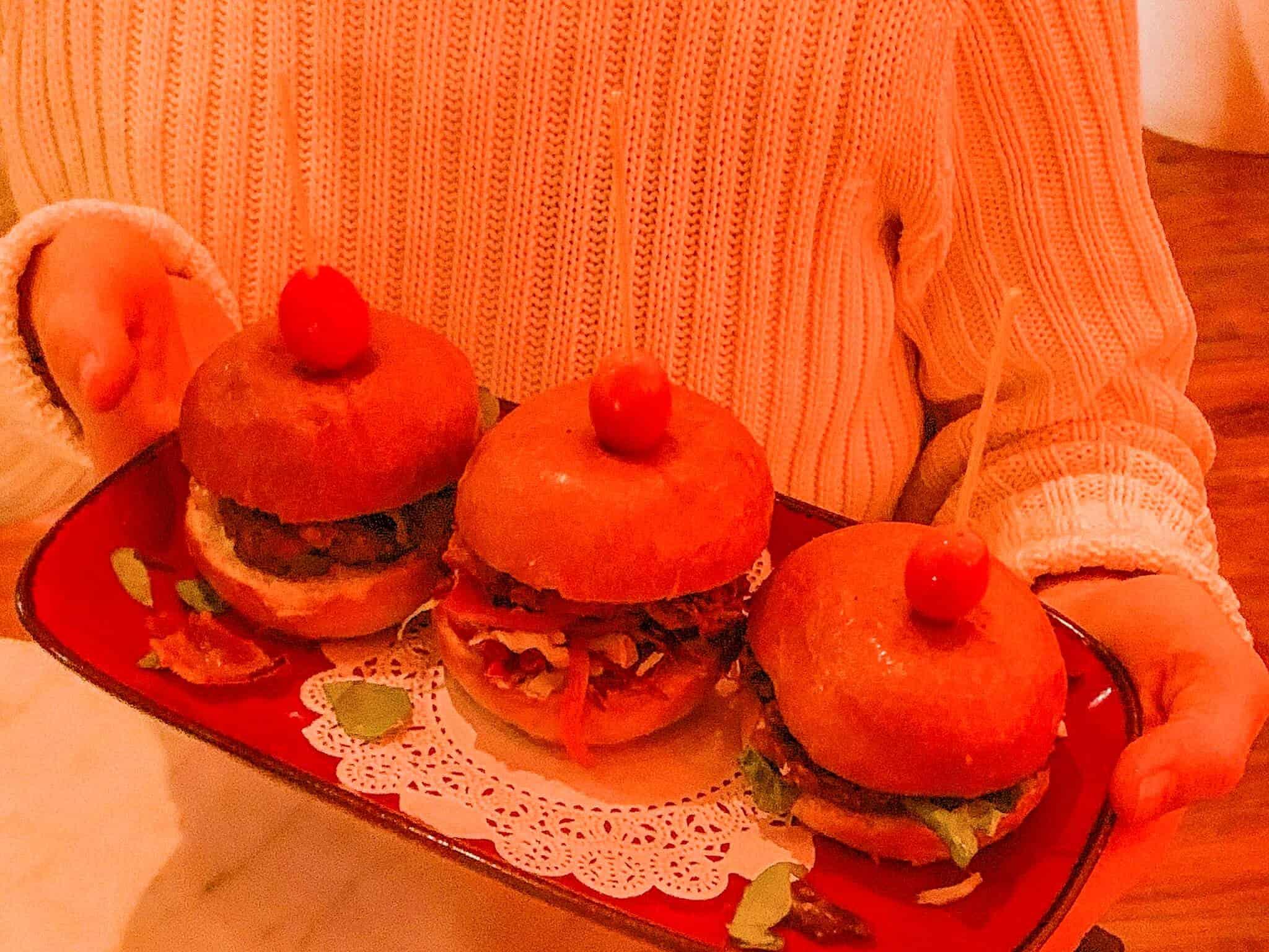Burgers Herlen Place San Francisco