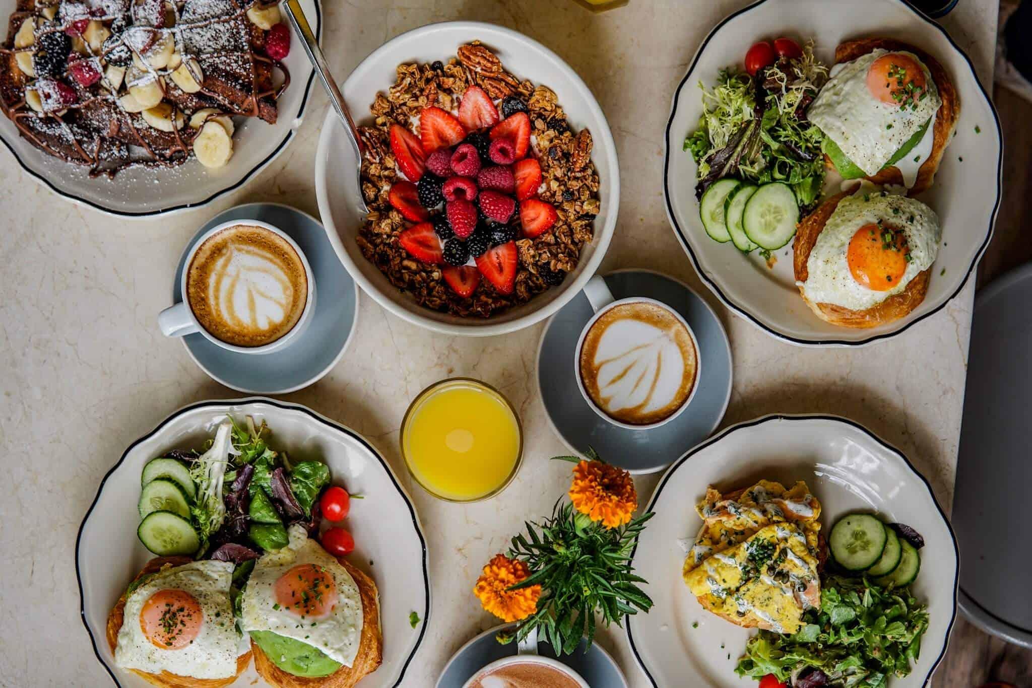 Frühstück Le Marais Bakery San Francisco