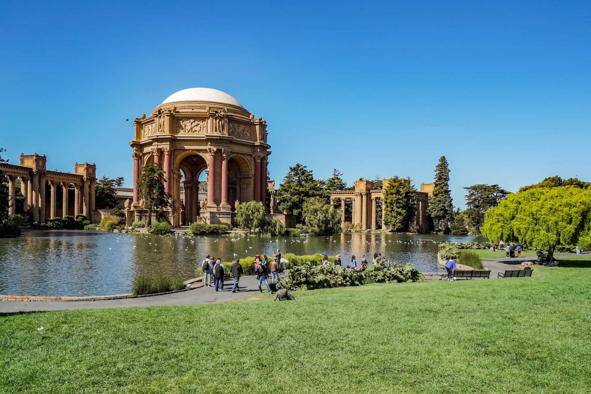 Museum of Fine Arts San Francisco