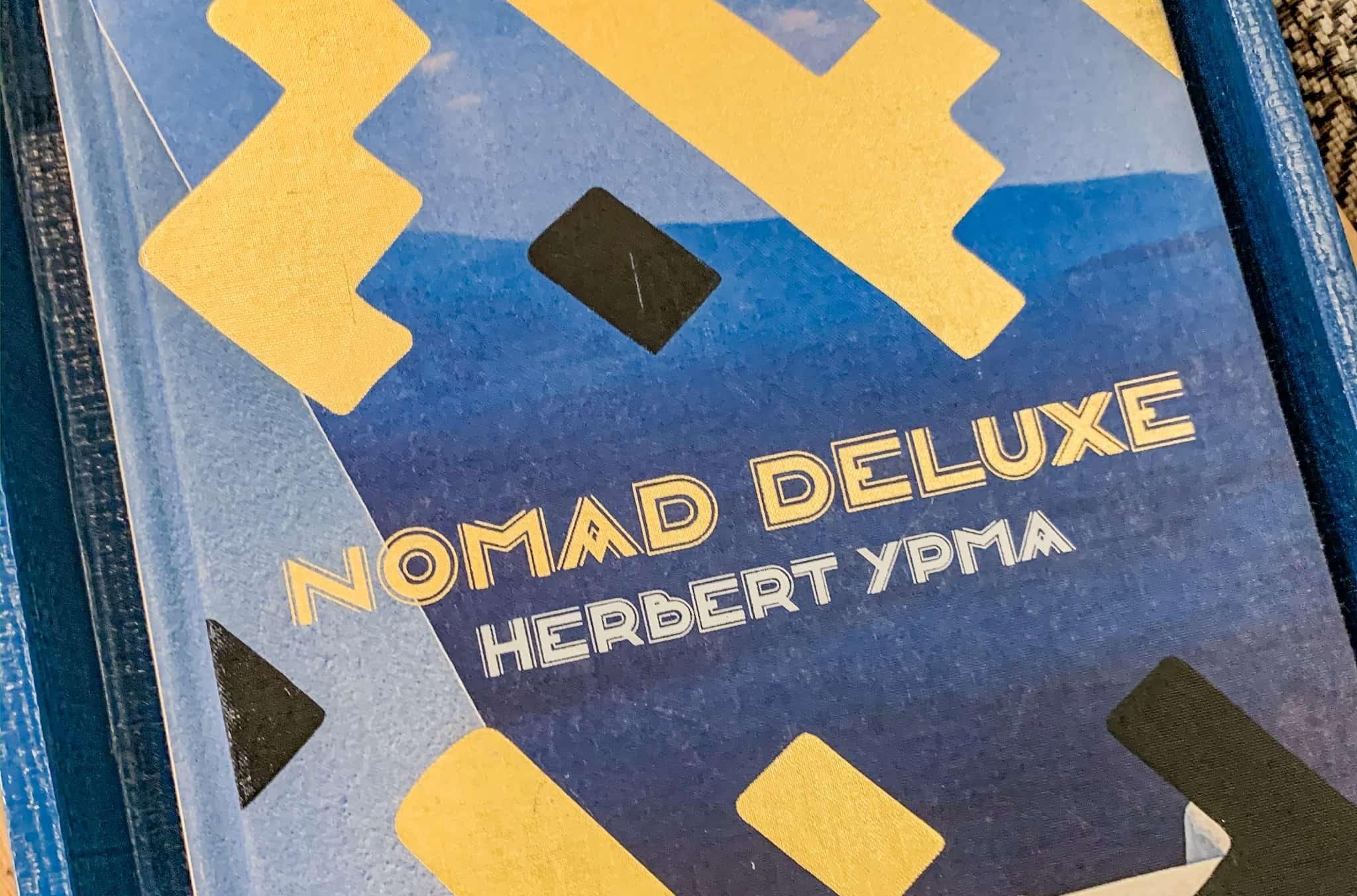 Nomad Deluxe Book