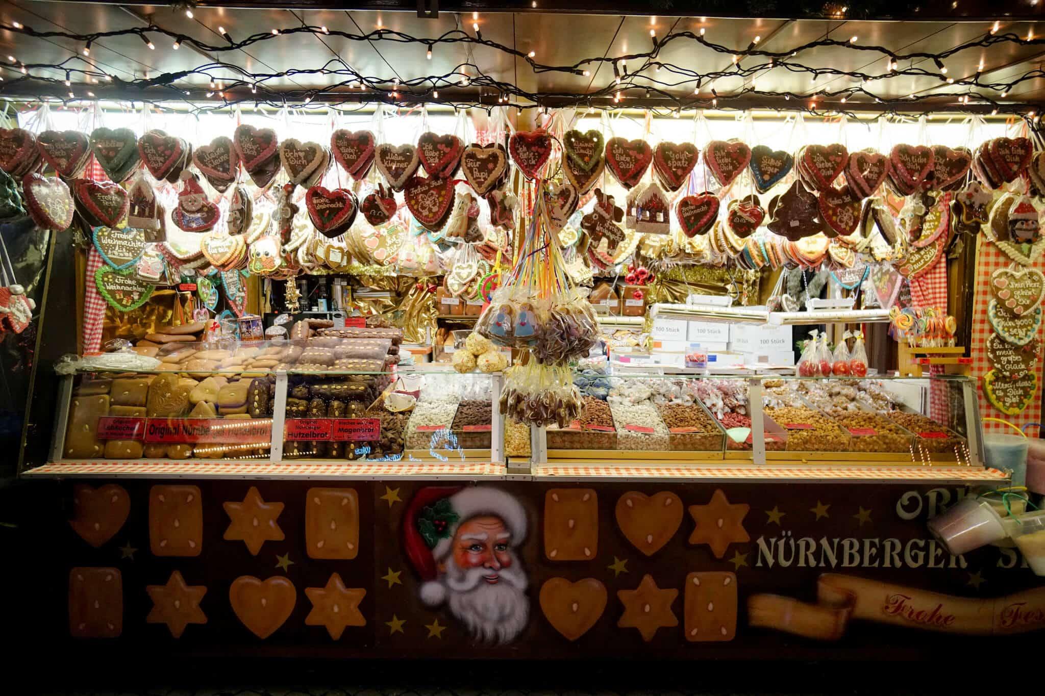 Mannheim im Winter – Mannheimer Weihnachtsmarkt
