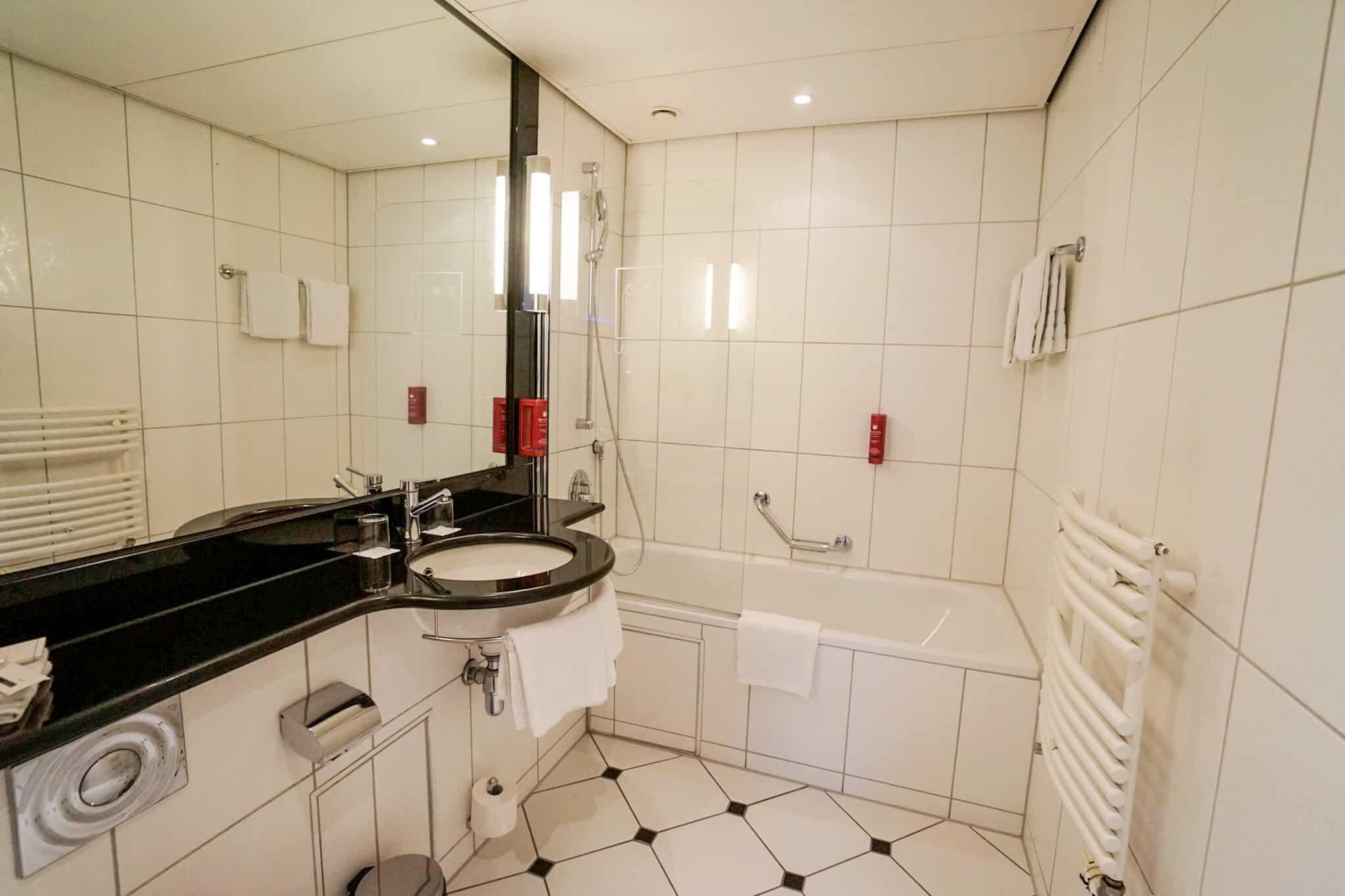 Leonardo Royal Hotel Mannheim – Zimmer