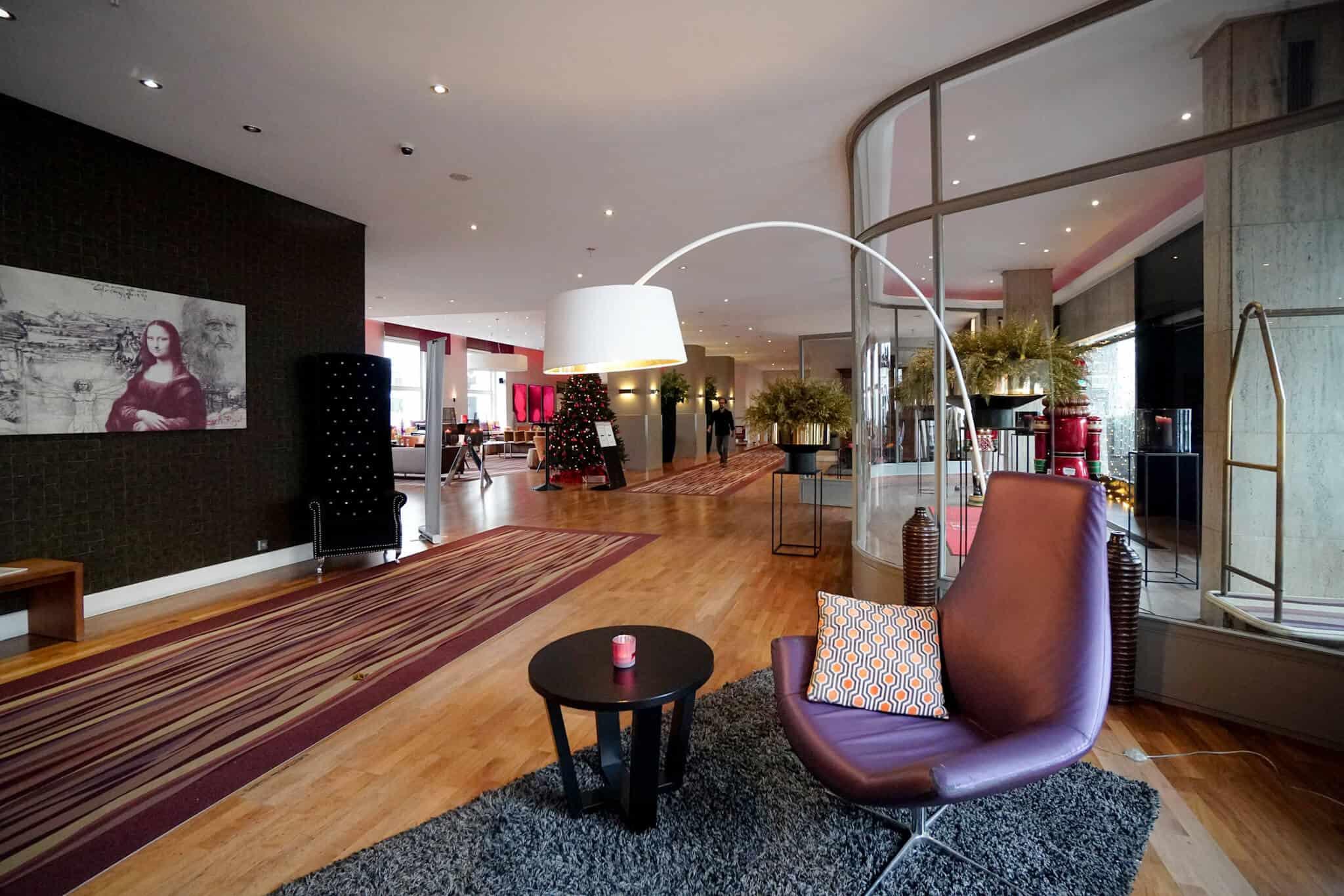 Leonardo Royal Hotel Mannheim – Lobby