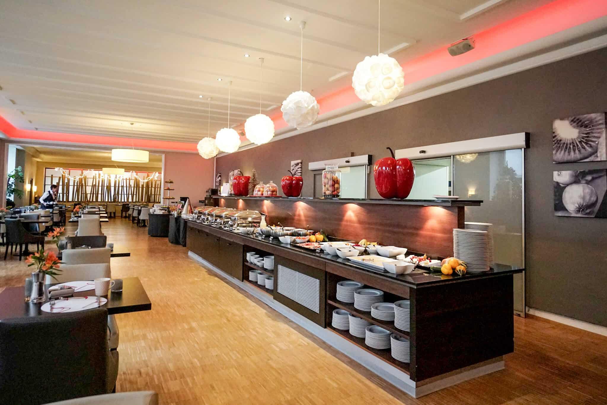 Leonardo Hotel Mannheim – Restaurant Vitruv