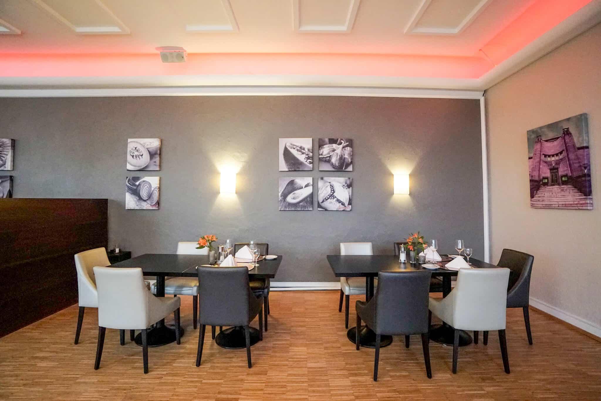 Leonardo Royal Hotel Mannheim – Restaurant Vitruv
