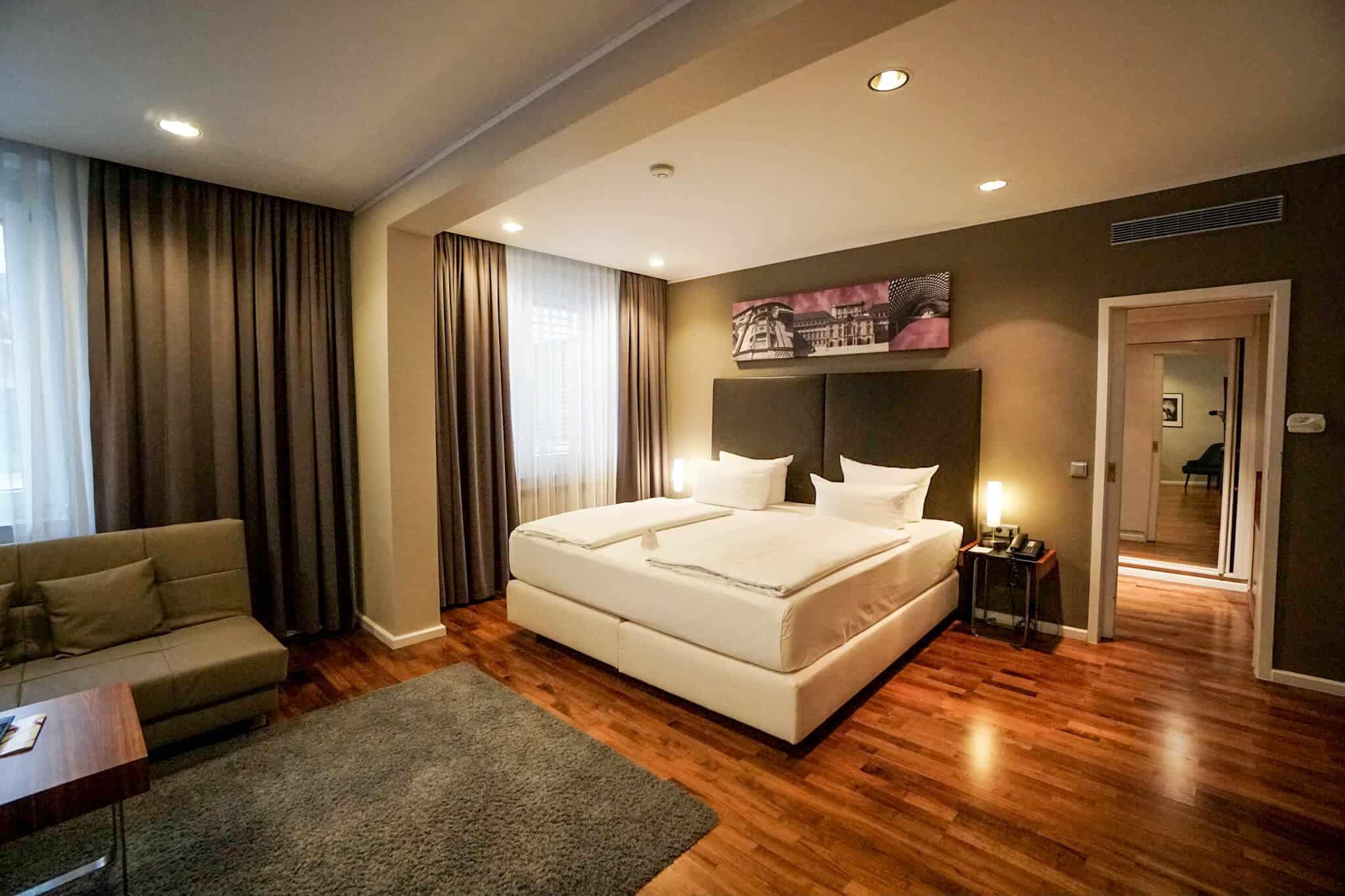 Leonardo Royal Hotel Mannheim Suite 2