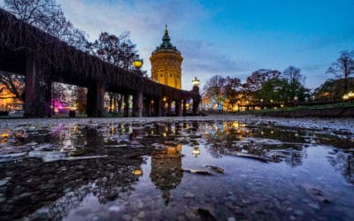 Mannheim in Winter – This is What You Can Do!