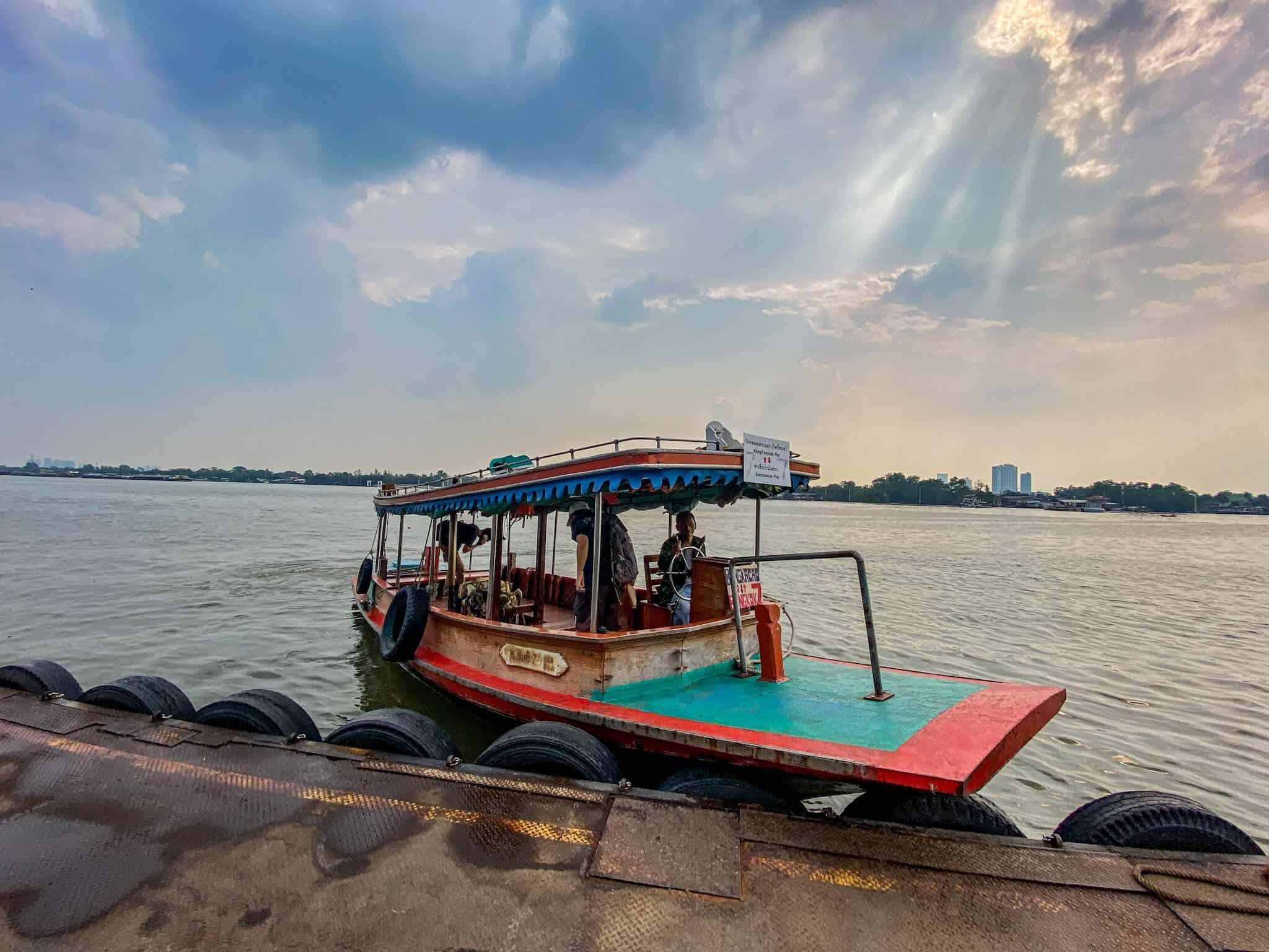 Khlong Toei Pier