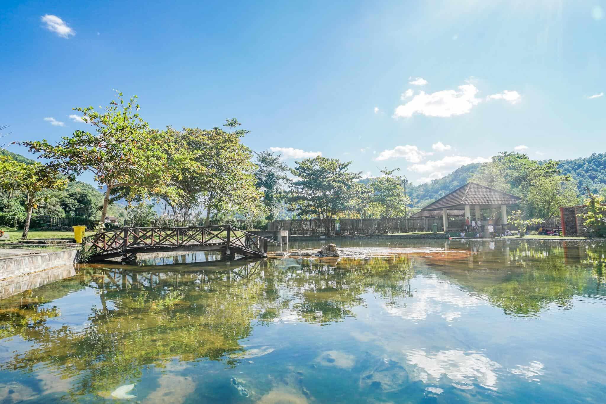 Pha Bong Hot Springs Mae Hong Son