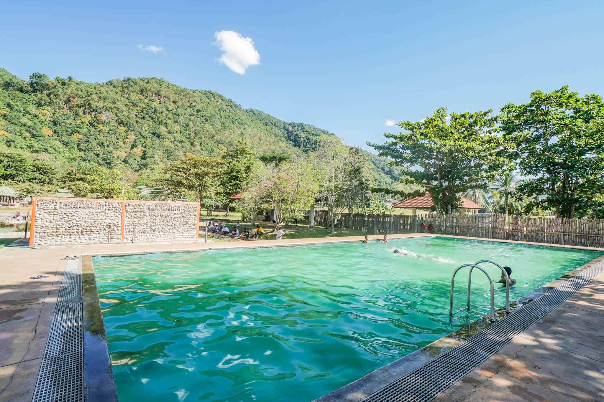 Pha Bong Hot Springs Mae Hong Son