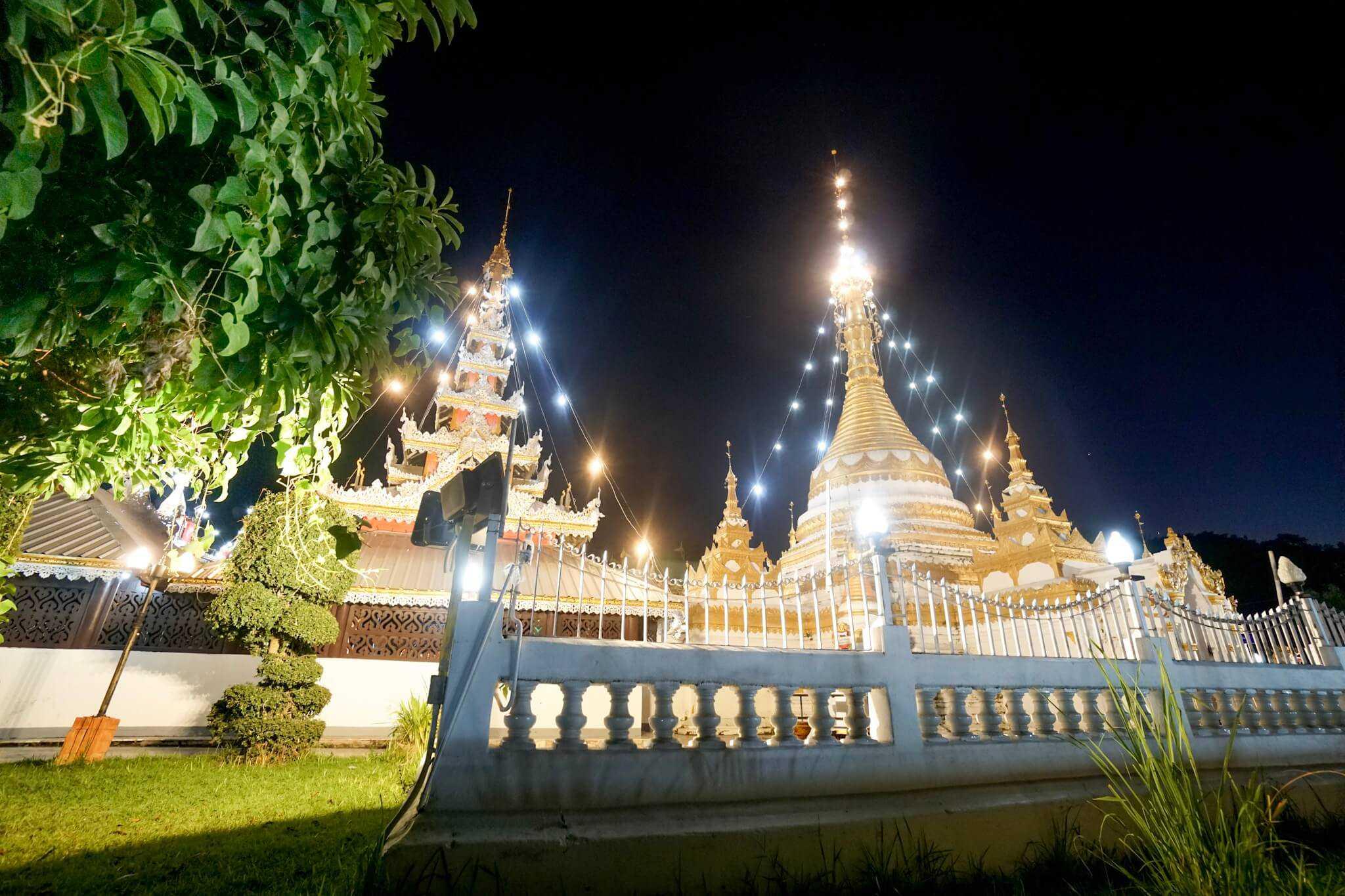 Wat Chon Klang und Wat Chong Kham