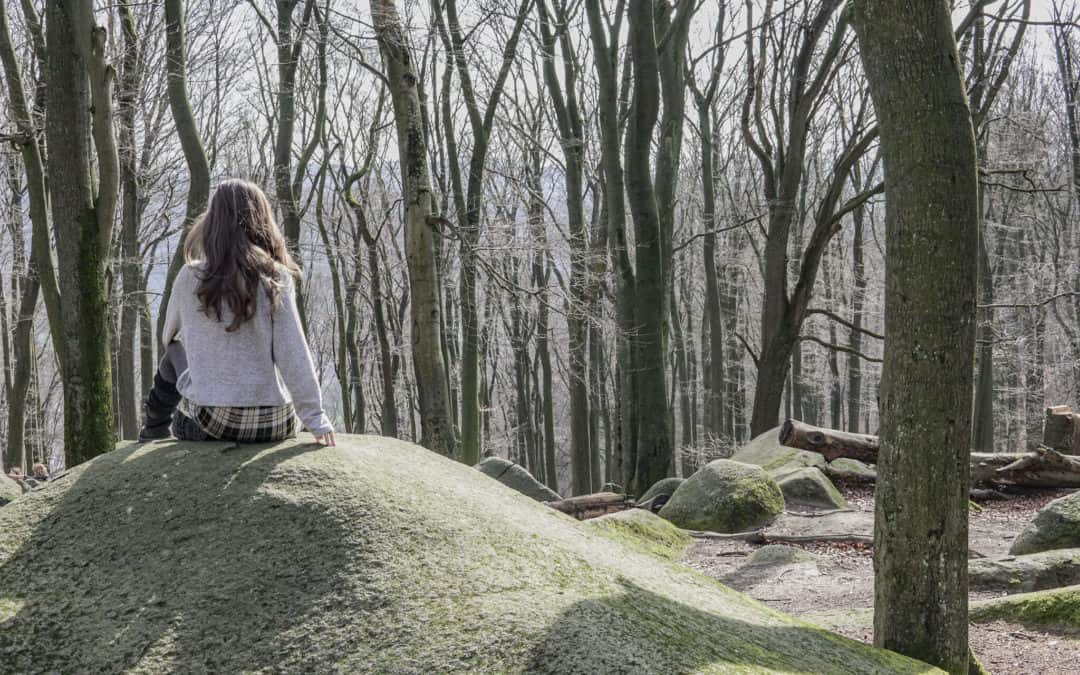 The Felsenmeer – The Sea of Rocks in the Odenwald