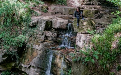 The Gorge of Margaret – The Highest Waterfall of the Odenwald