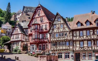 Miltenberg – Die Perle zwischen Odenwald und Spessart