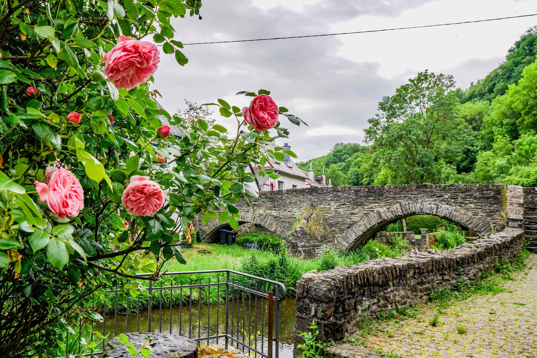 Alte Brücke Monreal in der Eifel