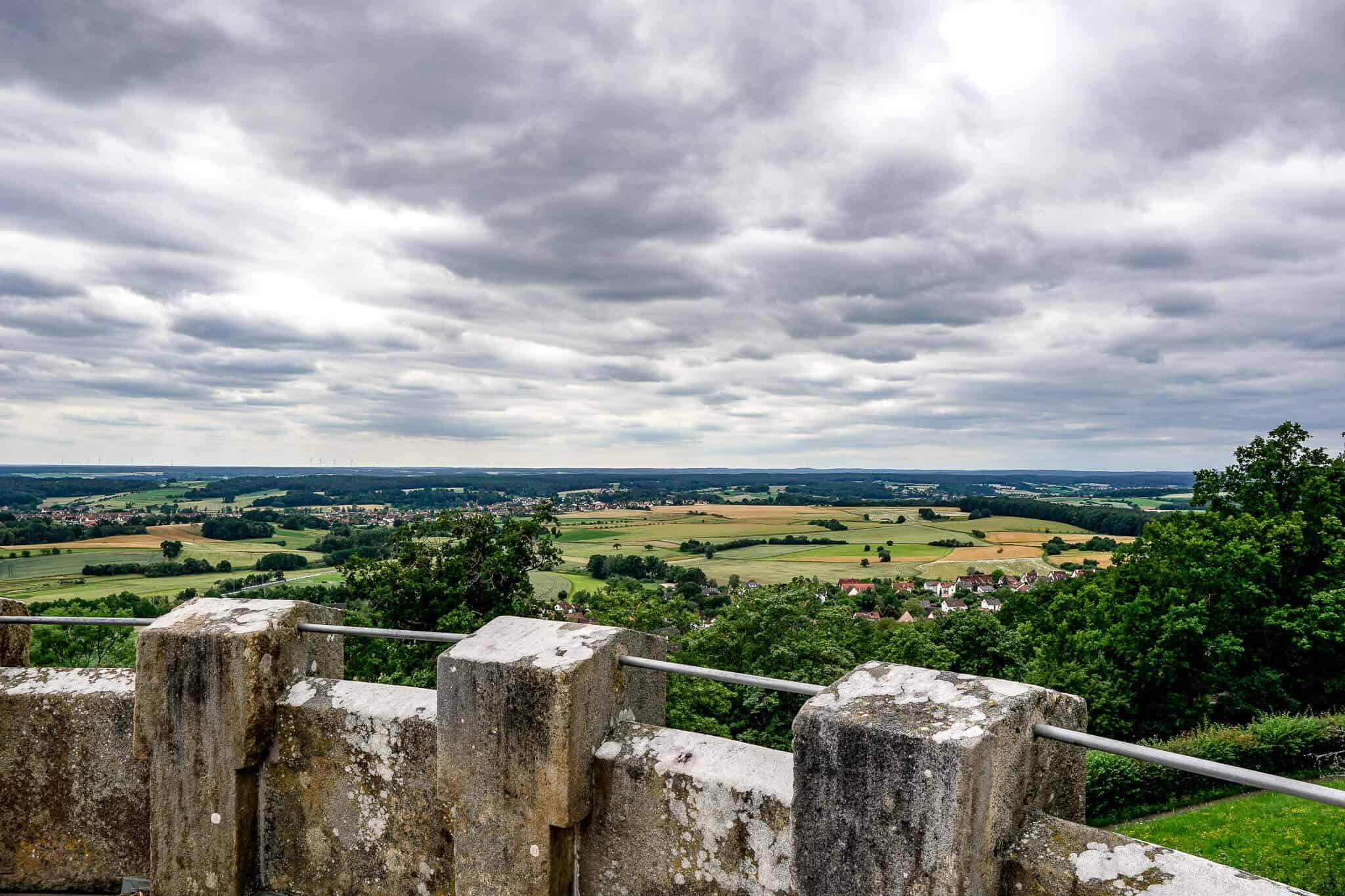 Altenburg Ausblick