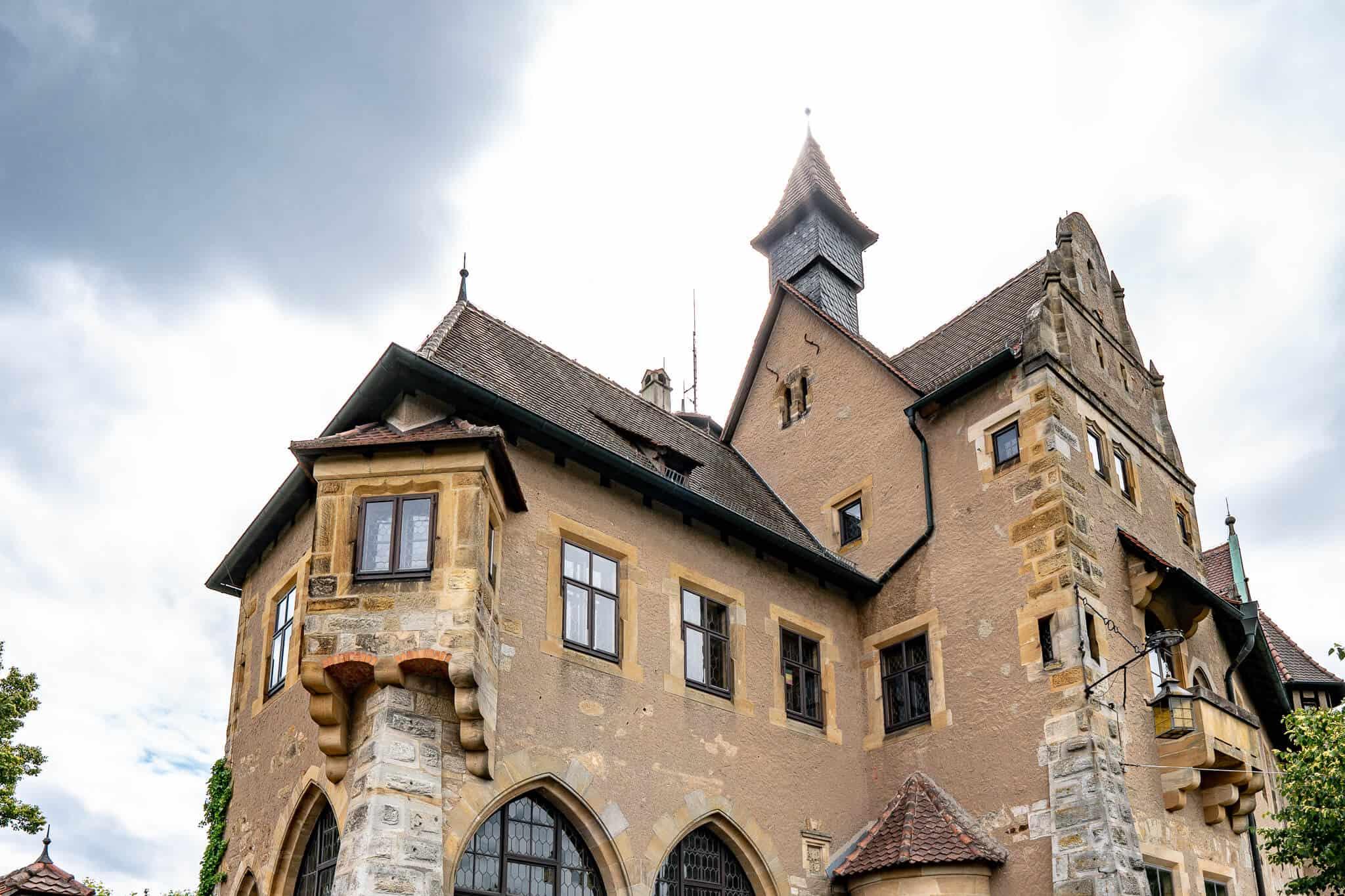 Bamberg Sehenswürdigkeiten: Altenburg Turm