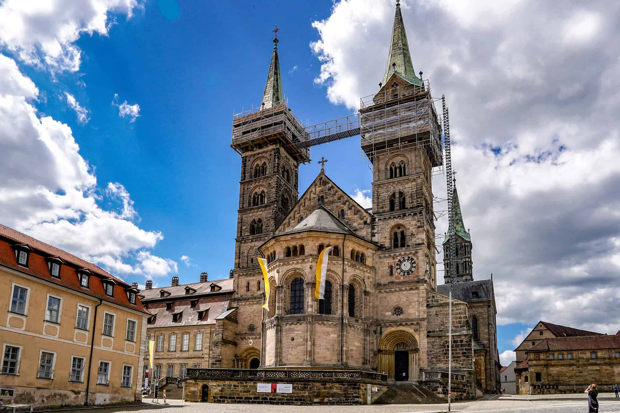 Things to do in Bamberg: Bamberg Cathedral / Heinrichsdom