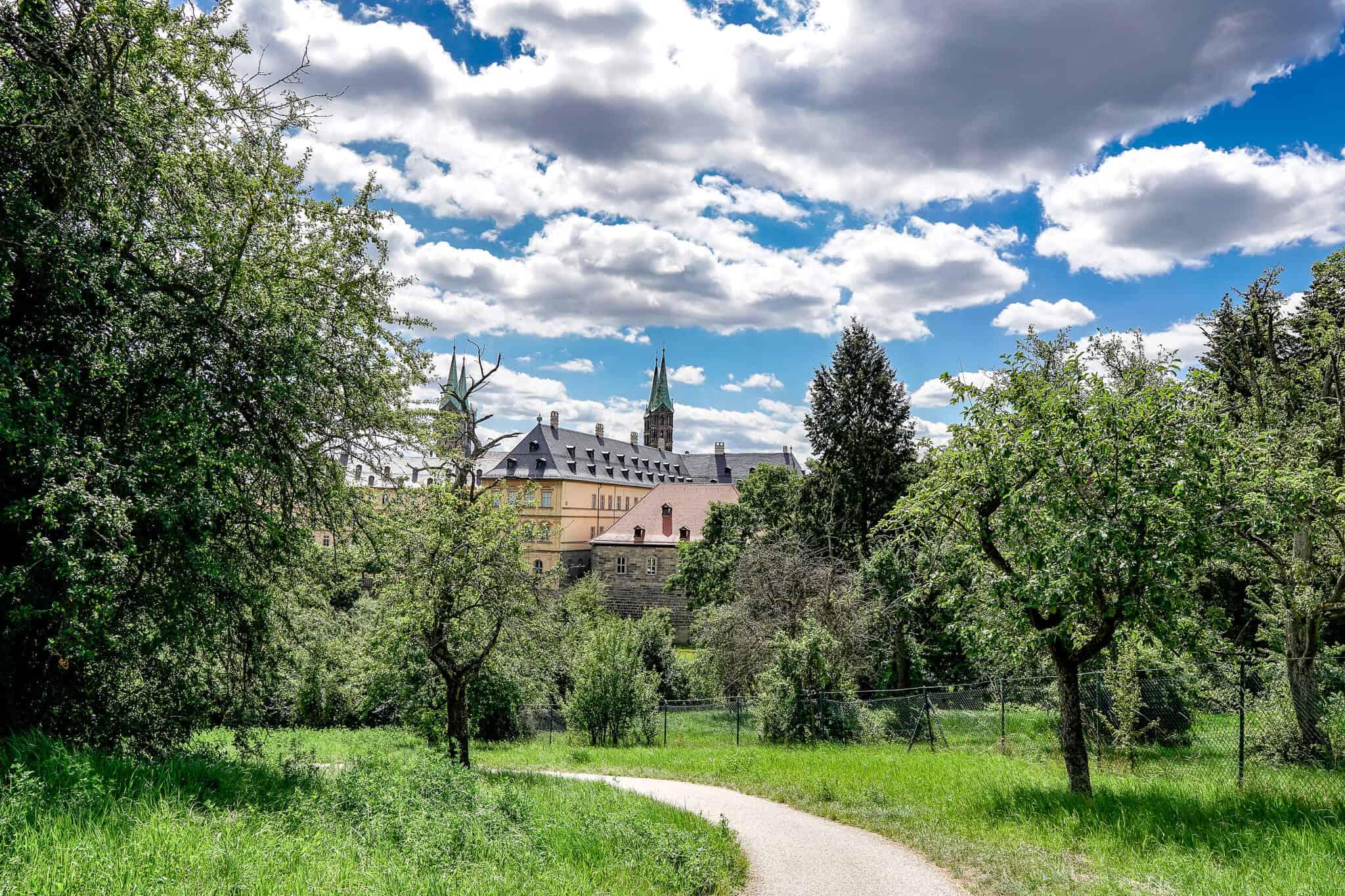 Blick vom Michelsberg