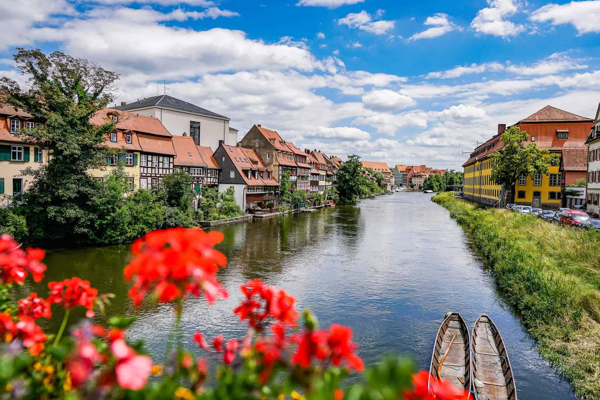 Bamberg Sehenswürdigkeiten: Klein Venedig