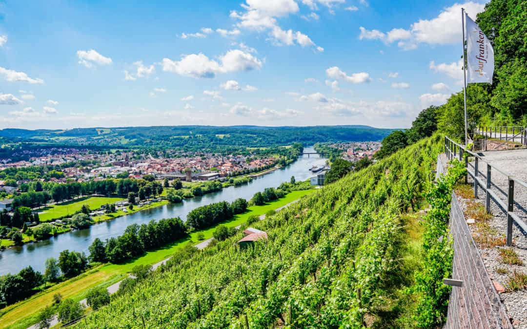 The Franconian Red Wine Hiking Trail – 6 days in Churfranken