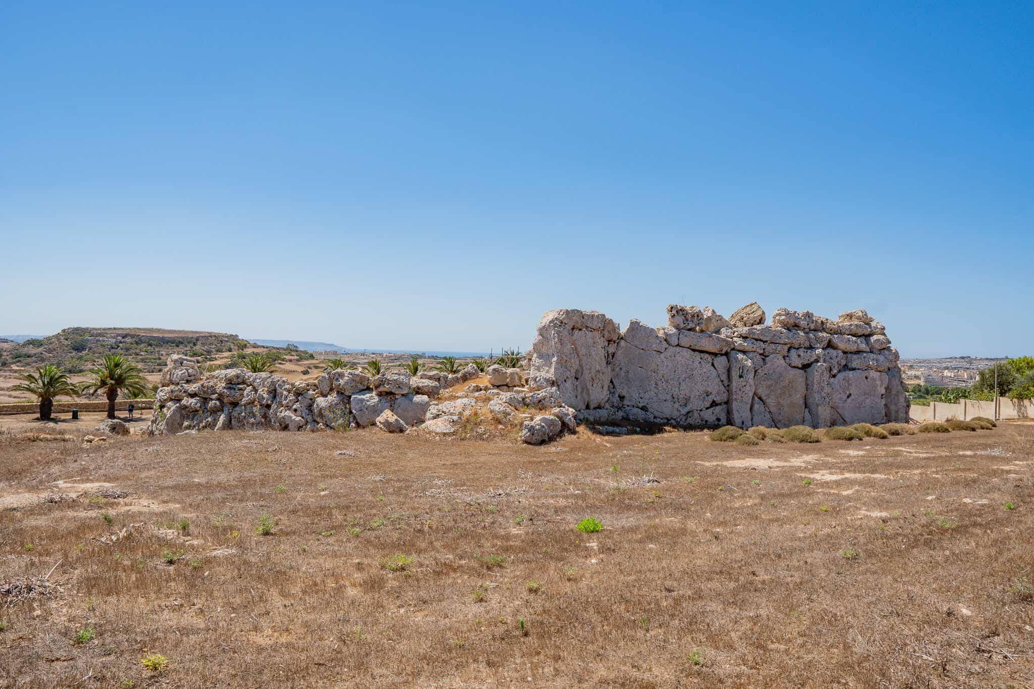 Ggantija Malta Gozo