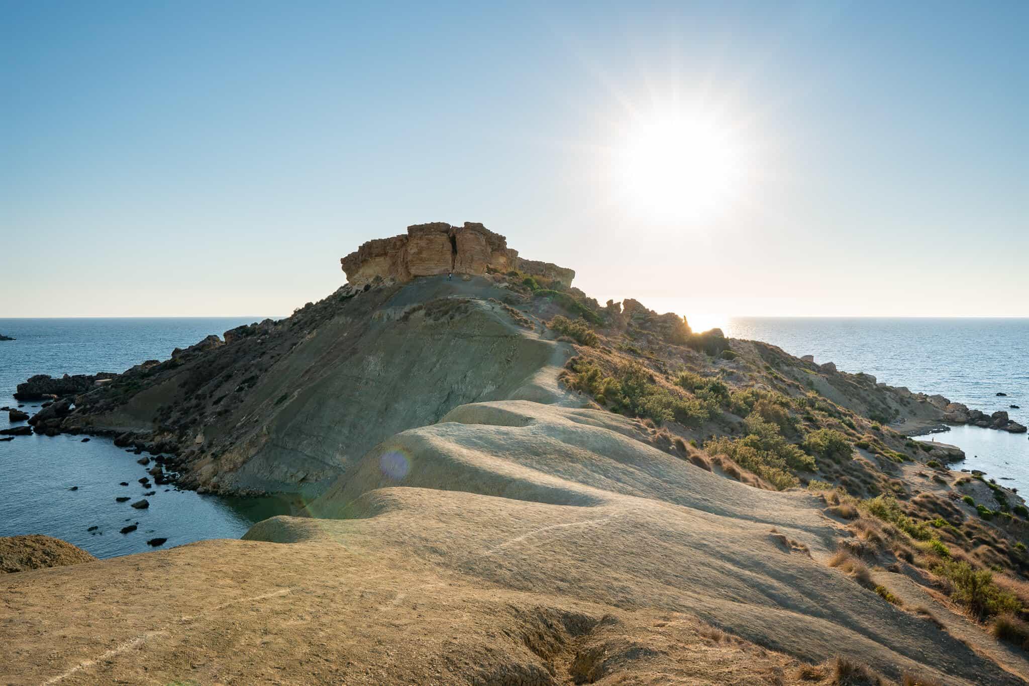 Ghajn Tuffieha Viewpoint