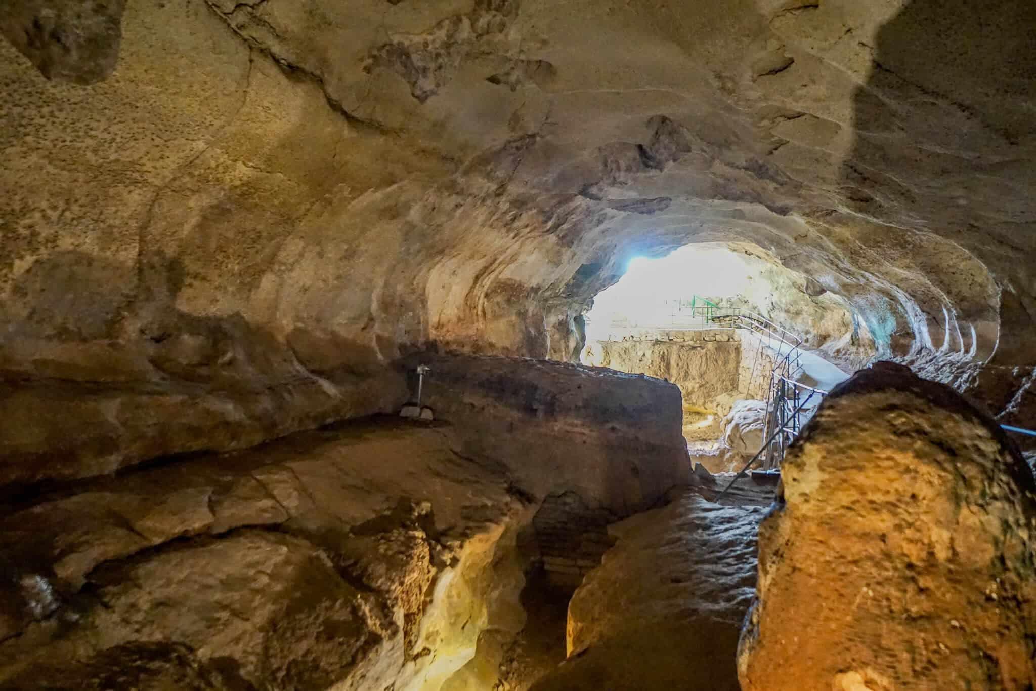 Ghar Dalam Cave