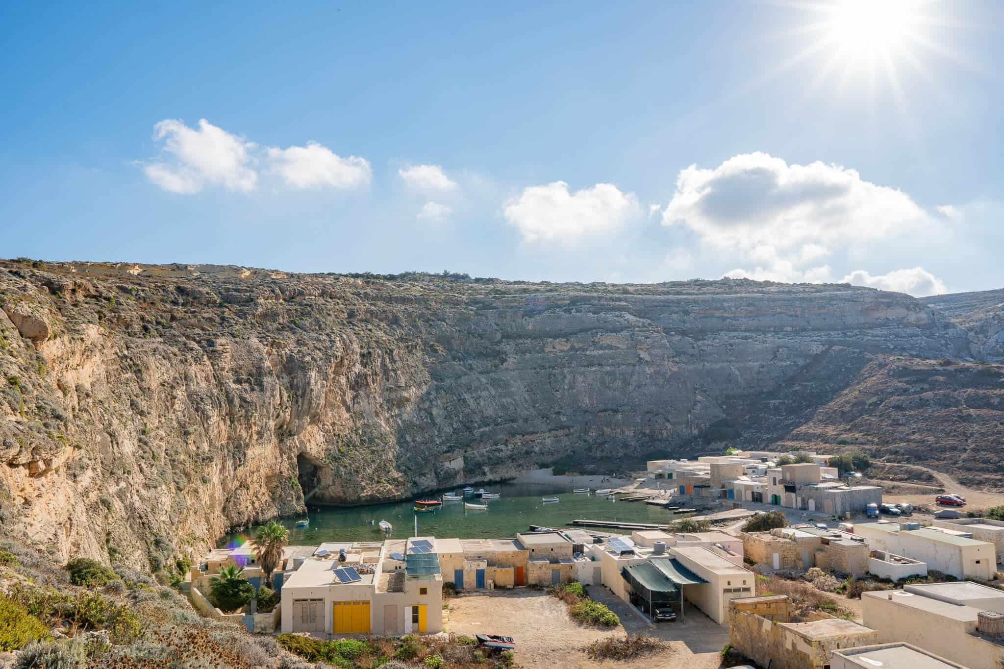Inland Sea Gozo Malta