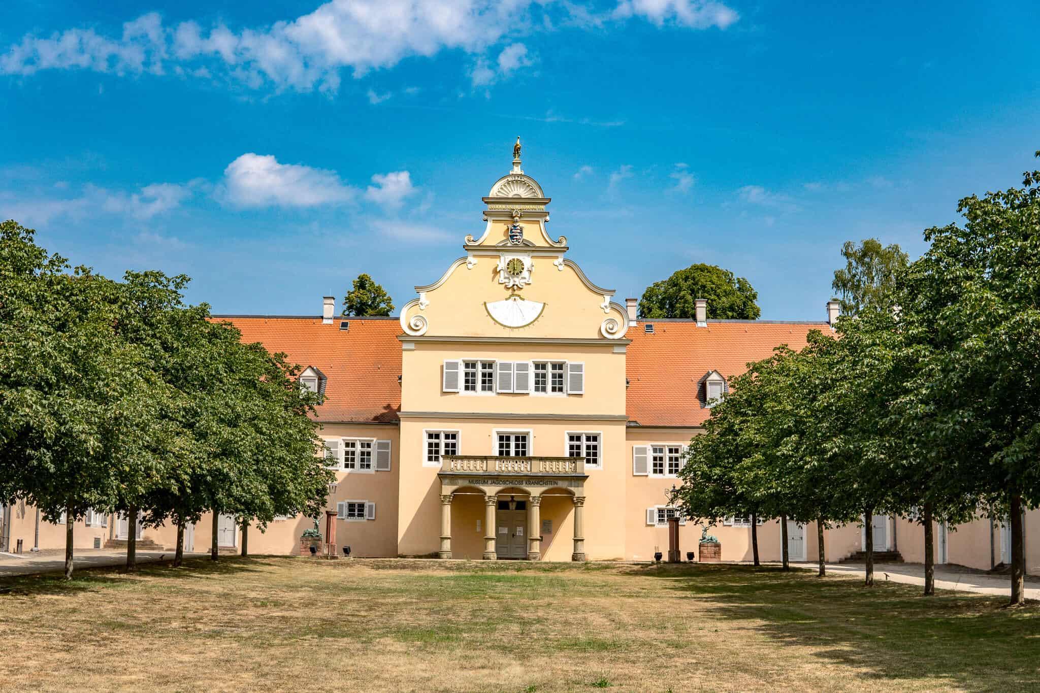 Kranichsteiner Schloss