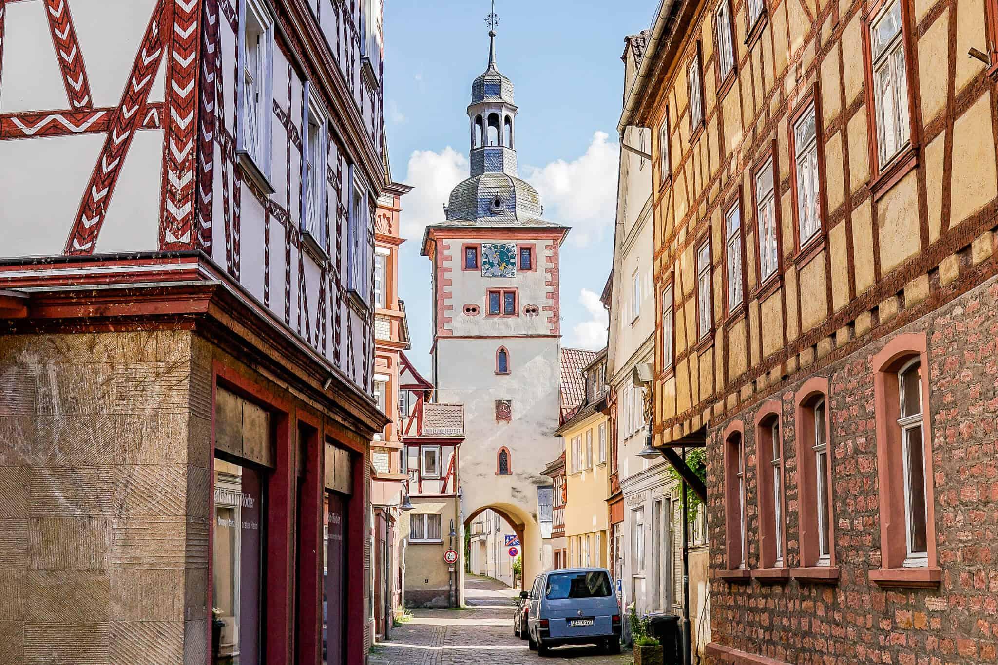 Altstadt Klingenberg
