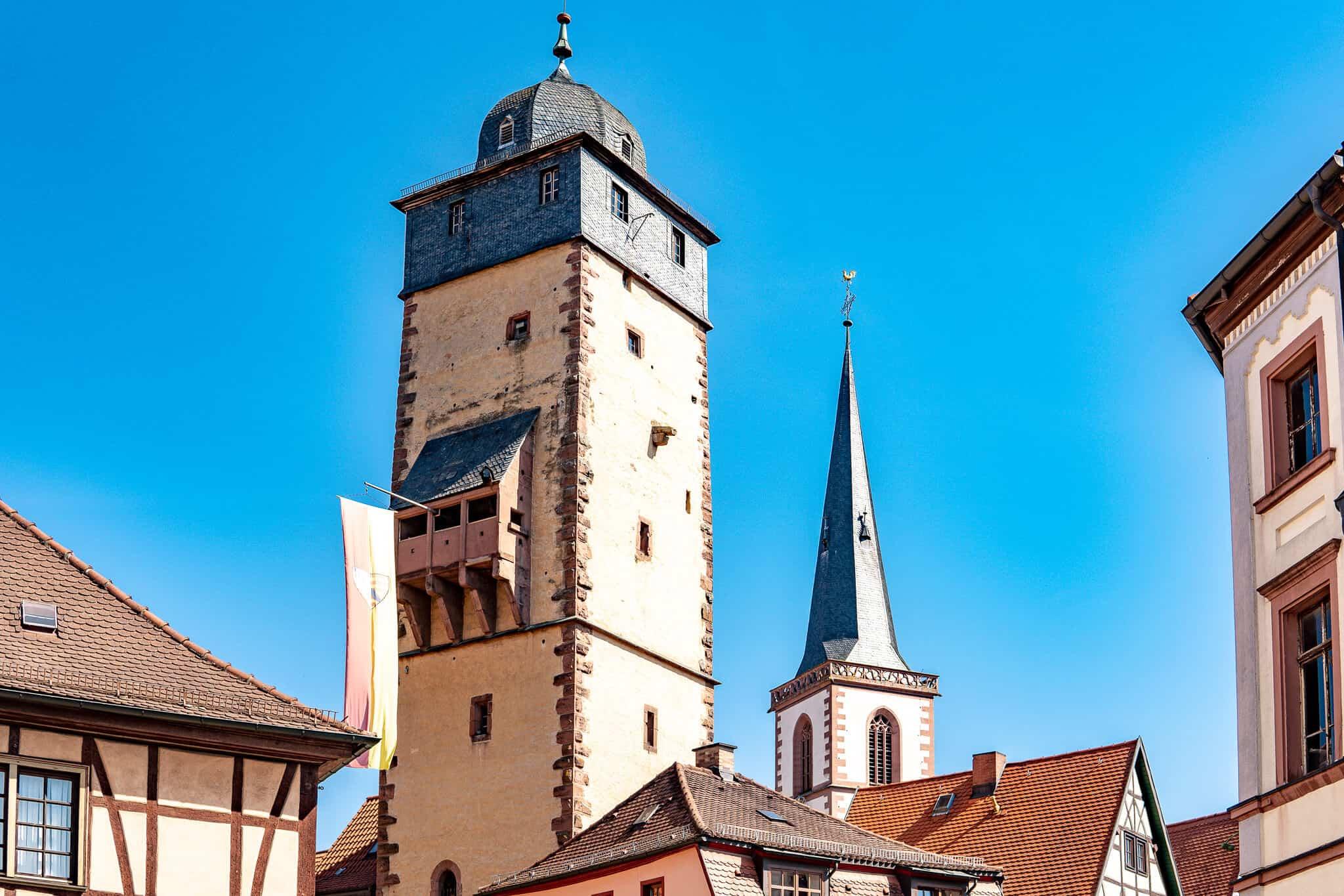 Altstadt Lohr am Main