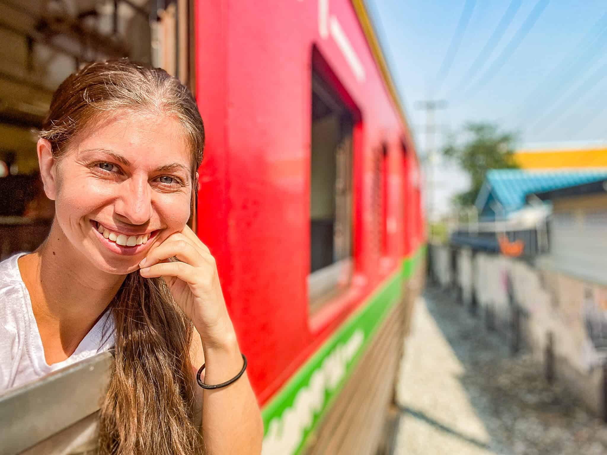 Barbara Mae Klong Railway